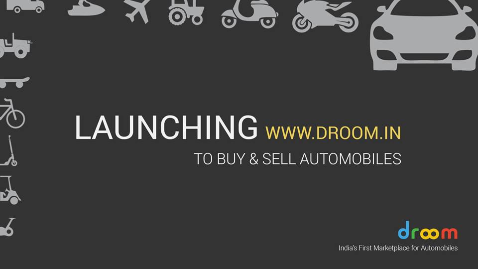 droom website launches