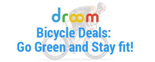 Droom Deal on Bicycle