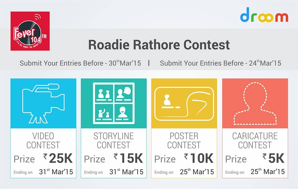 Droom Contest