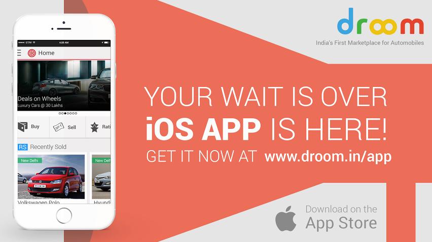 Droom IOS App