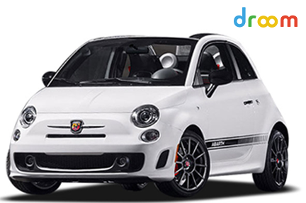 Abarth 500 car