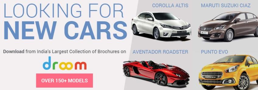 car Brochures