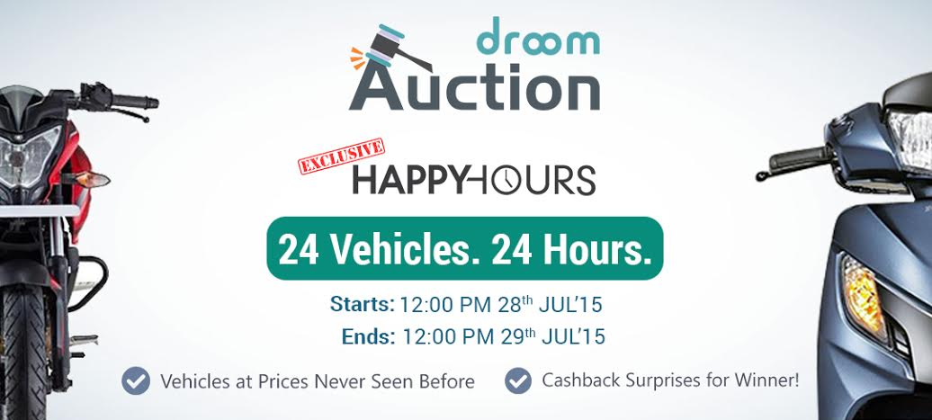 Auction Happy Hours