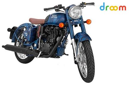 Used Royal Enfield in India