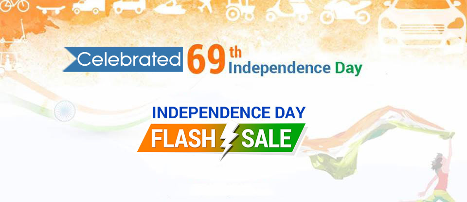 happy independence sale