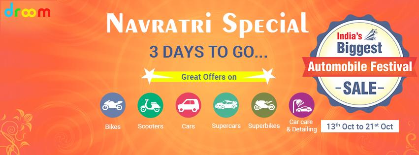Navratri offers