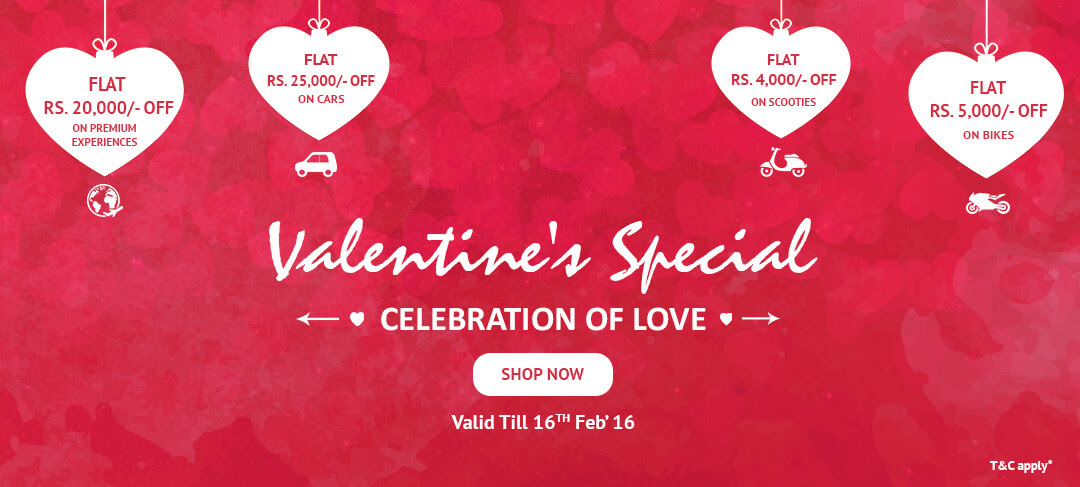 Valentine's Day Offer