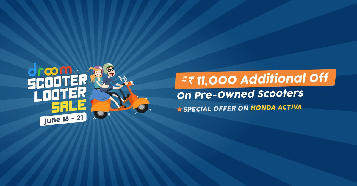 Special Offer on Honda Activa