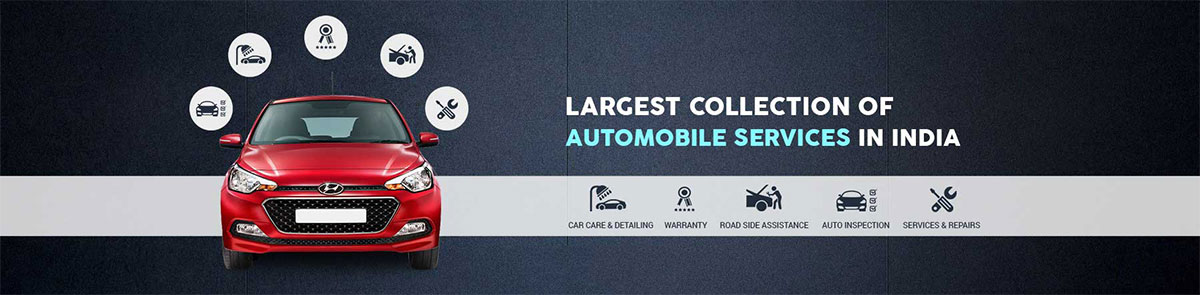 Largest collection of Automobile Services in India