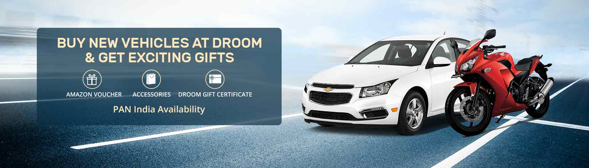 New Vehicle Offers at Droom