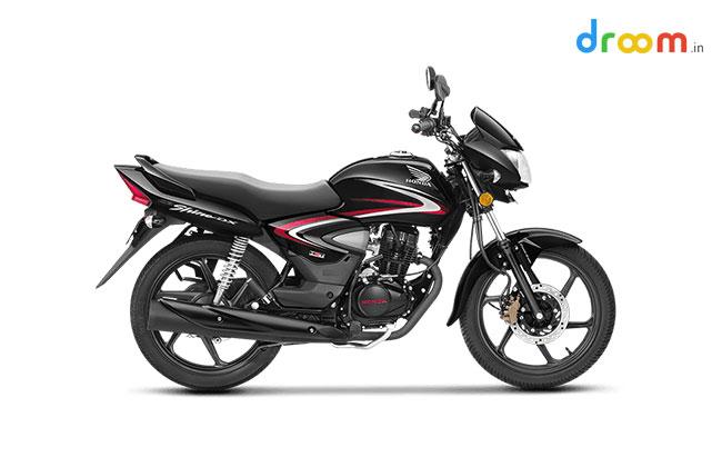 Honda CB Shine Price