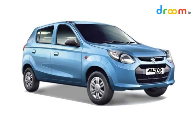 Maruti Suzuki Alto 800 Price