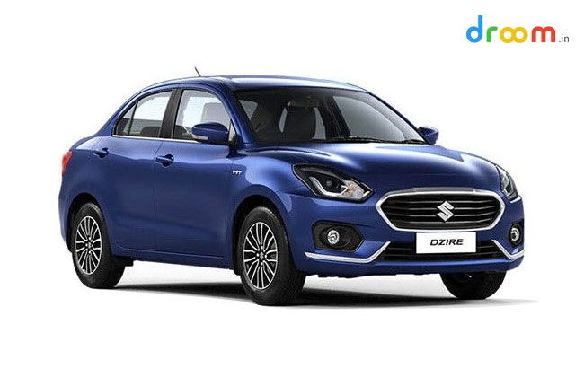 Maruti Suzuki Swift Dzire Price