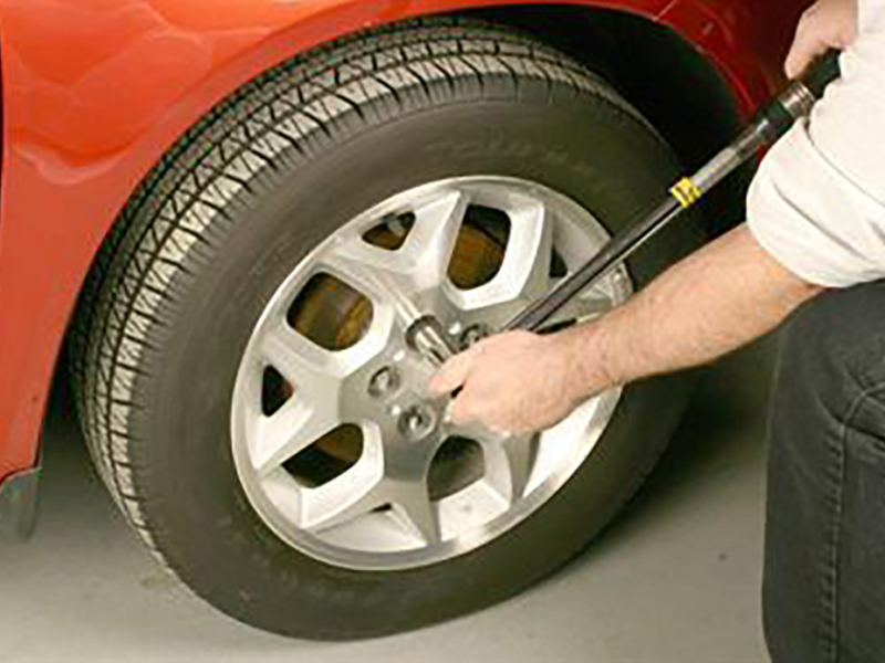 How to Change tyre Besic Step