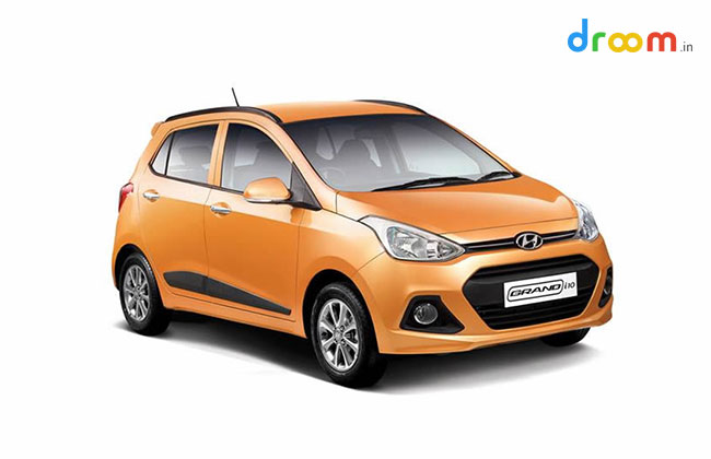 Hyundai Grand i10 Cars