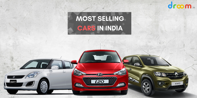 Most Selling Cars in India