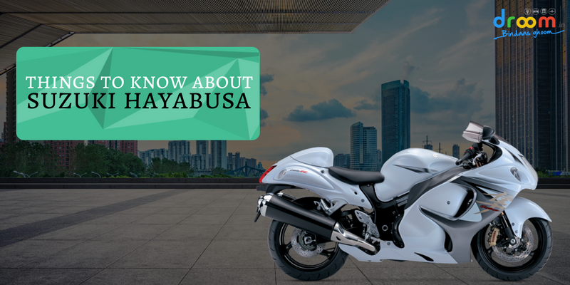 Used Suzuki Hayabusa India