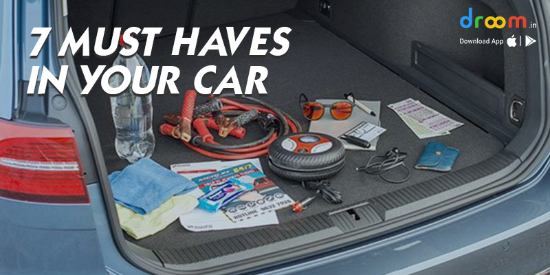 Must Haves in Car