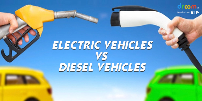Electric Vehicles vs Diesel Vehicles