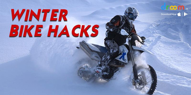 Bike Hack in Winter