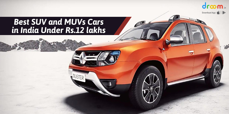 Best SUV and MUVs in India