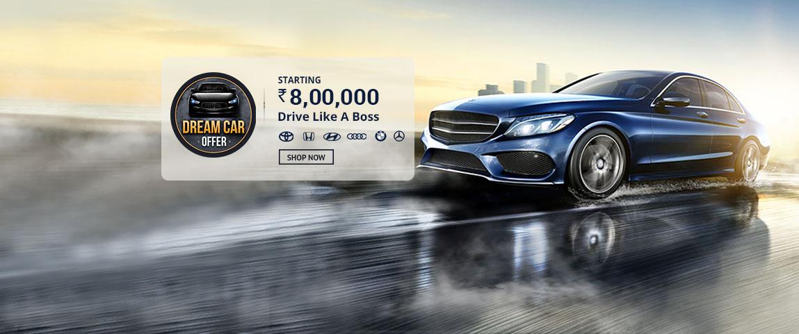 Dream Car Offer India