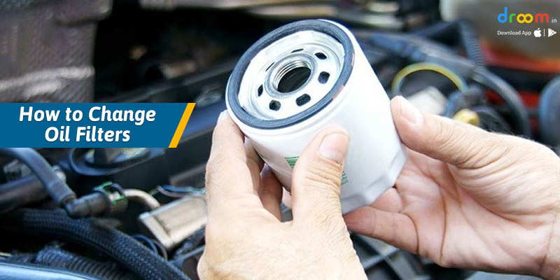 How to change oil filters