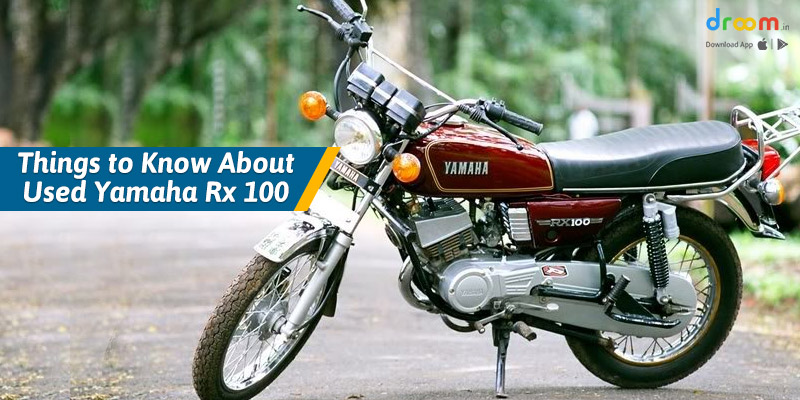 About Used Yamaha Rx 100