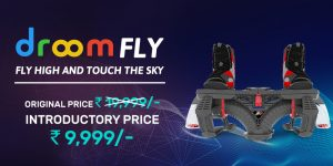 Droom Launching DroomFLY