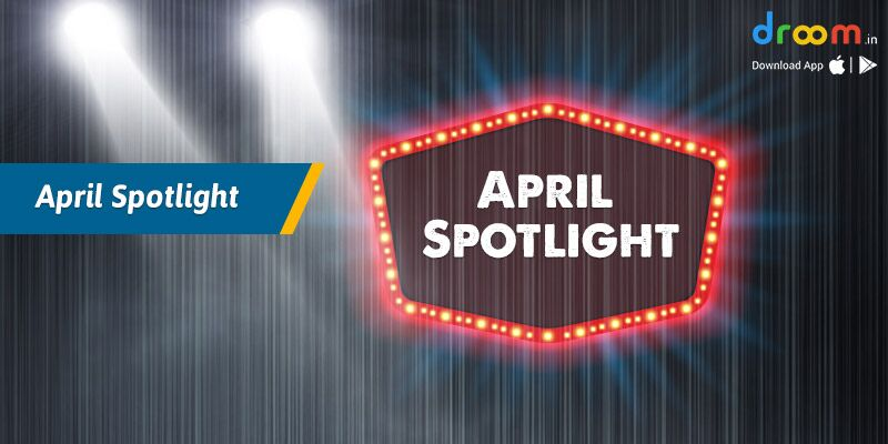 April Spotlights