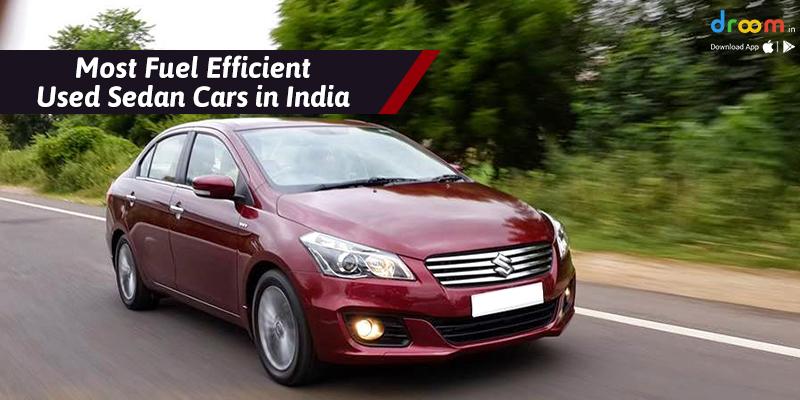 Most Fuel Efficient Used Sedan Cars