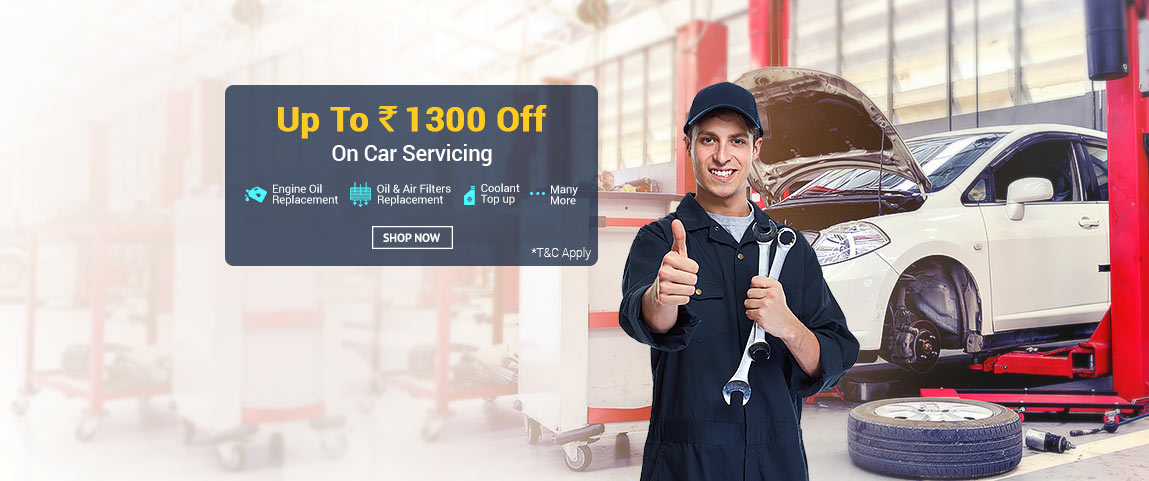 Car Servicing in India