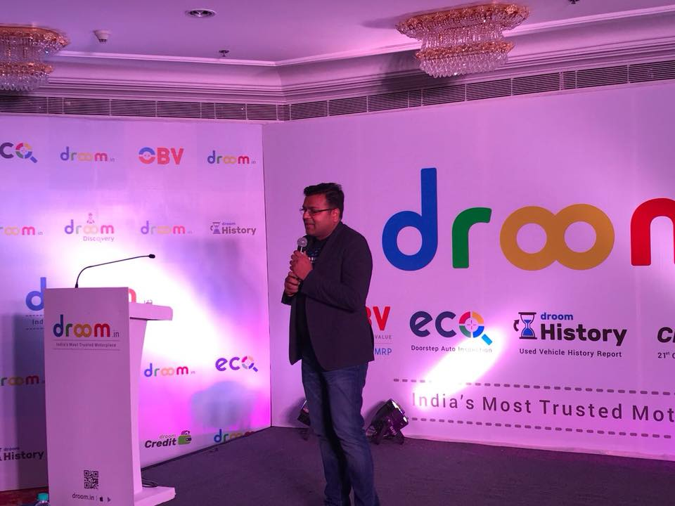 Droom Raises $30 Million