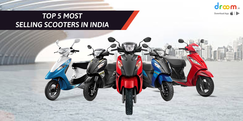 Most Popular Scooters in India