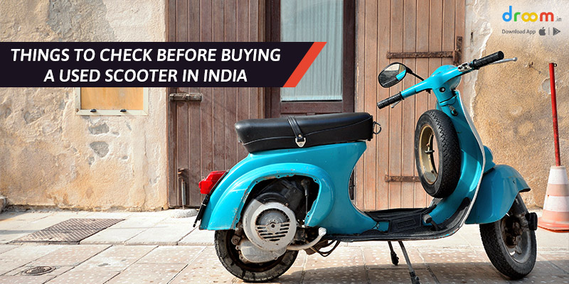 Used Scooter in India