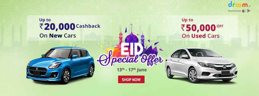 EID Specail Deals on Cars