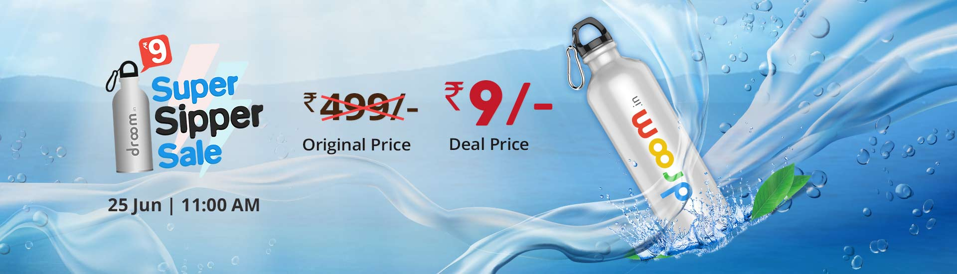 Super Sipper Sale India