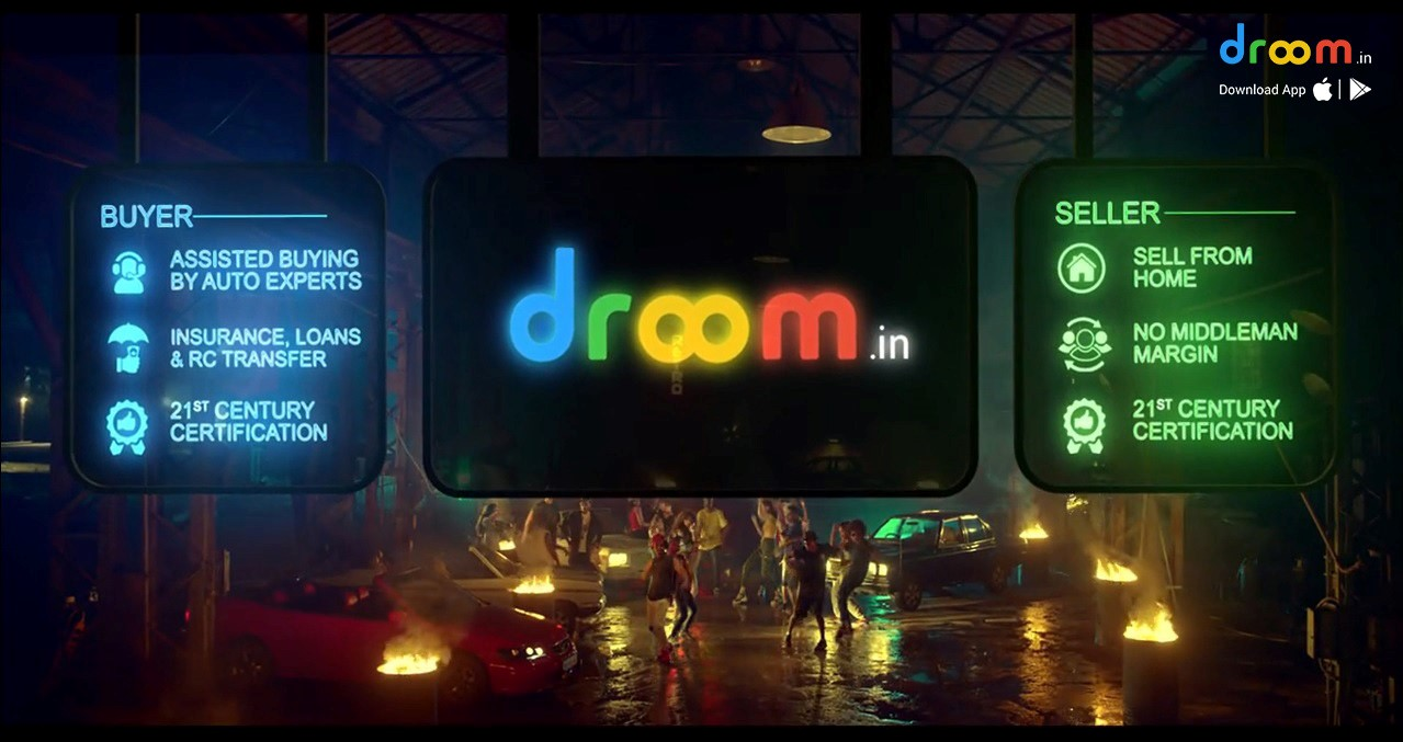 Droom TVC in Bigg Boss