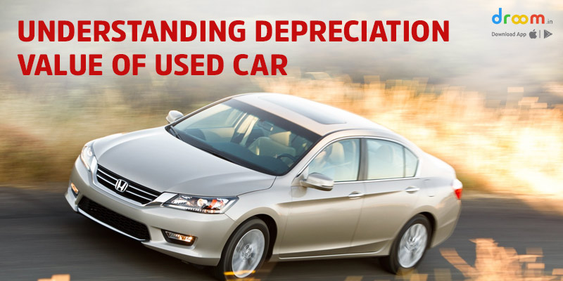Depreciation Value of Used Car