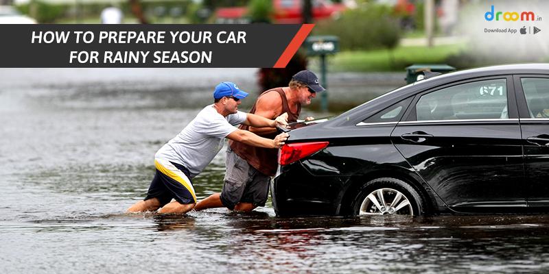 How to Prepare Your Car for Rainy Season