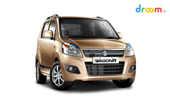Used Maruti Suzuki Wagon R