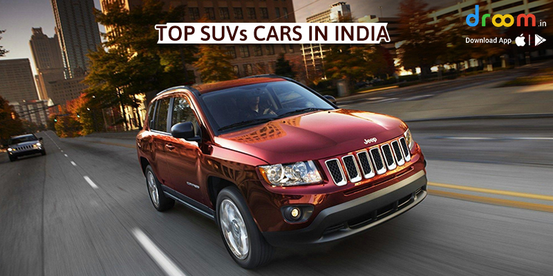 Top 6 SUVs Cars in India