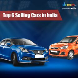 Top 6 Selling Cars in India