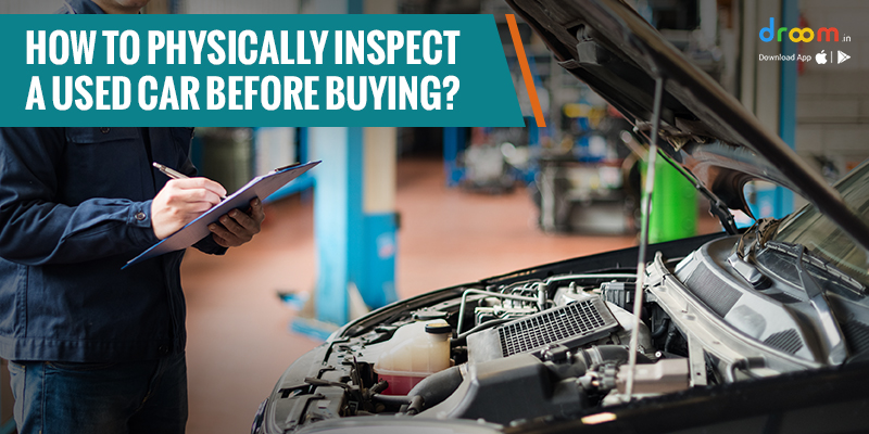 Inspect a Used Car Before Buying