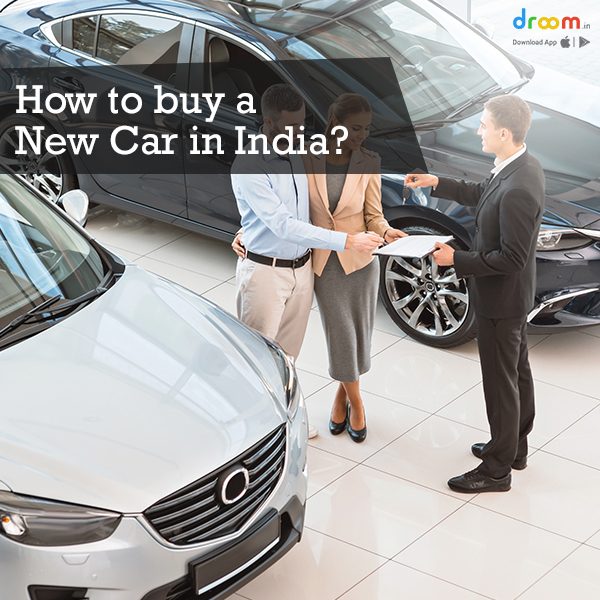How to buy a new car in India