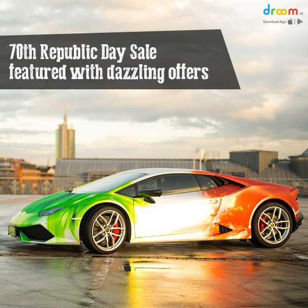 70th Republic Day Sale featured with dazzling offers