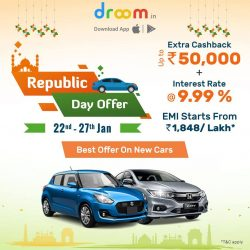 70th Republic Day Sale best offers on new cars