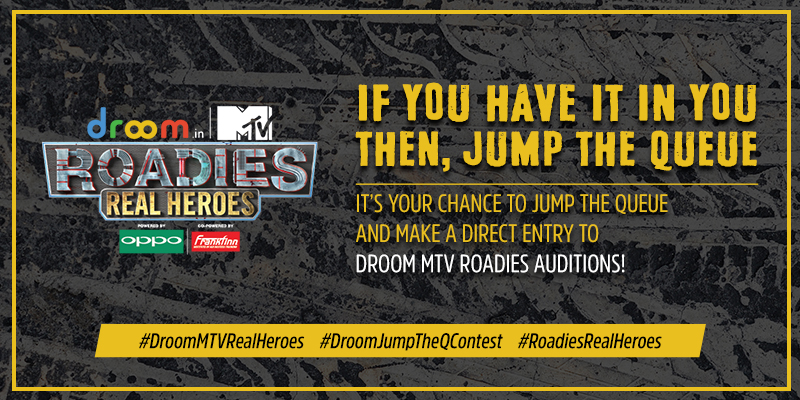 Droom MTV Roadies Audition