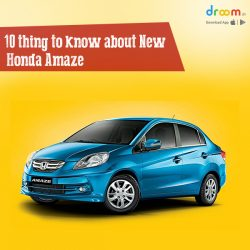10 things to know about New Honda Amaze