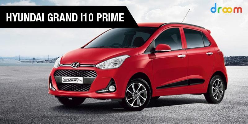Hyundai Grand i10 Prime 2020